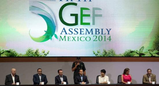 Fondo para el medio ambiente gef