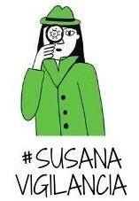 #SusanaVigilancia