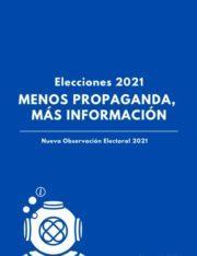 Nueva Observación Electoral 2021